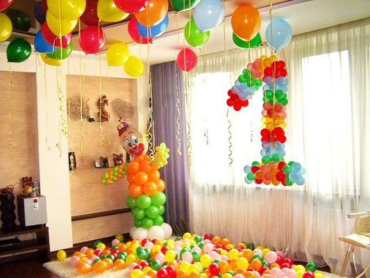Идеи для дня рождения на 1 годик девочке