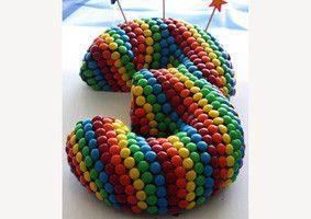 Торт 3 года