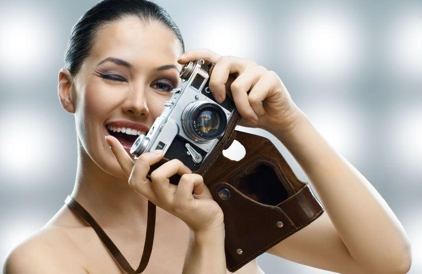 Пригласите профессионального фотографа, чтобы запечатлеть этот приятный момент вашей жизни